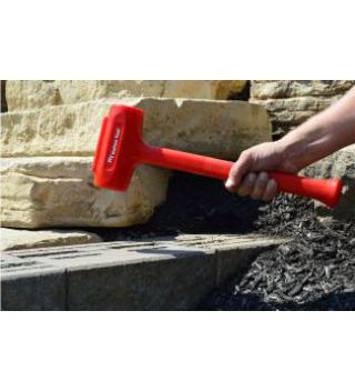 Dead Blow Hammer The hammer source has a variety of dead blow hammers including polyurethane coated, composite head and cast aluminum. federouch landscape supply