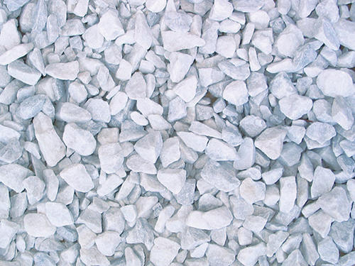 - White Marble Quartz Chips For Landscaping