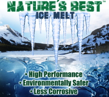 50lb Natures Best Ice Melt