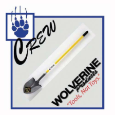 Wolverine #2 Round Point Shovel
