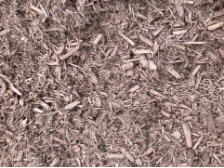 Dyed Brown Hardwood Mulch