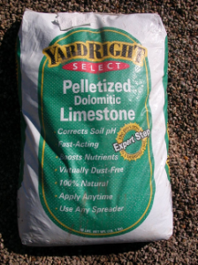 Pelletized Lime