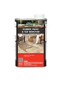 Rubber Paint and Tar Remover