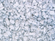Snow White Marble Chips