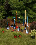 Landscape and Gardening Tools